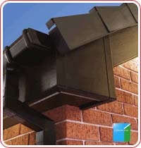 black upvc fascias and soffits Stockport
